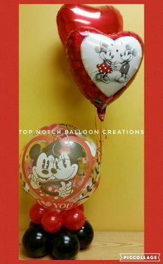 #mickiemouse #minniemouse www.facebook.com/topnotchballooncreations/