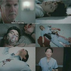 I think this was the only episode of Grey's that legit TERRIFIED me Anatomy Humor, Greys Anatomy Funny, Watch Greys Anatomy, Grays Anatomy Tv, Grey Anatomy Quotes, Greys Anatomy Facts, Greys Anatomy Scrubs, Best Tv Shows, Favorite Tv Shows