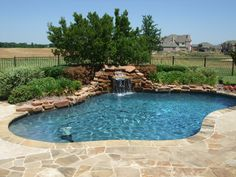 Free Form Pools Dallas-Fort Worth
