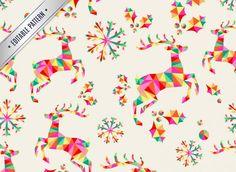 colorful-deer