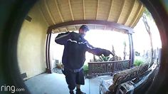 """I ordered a TV and the FedEx guy called me as I wasn't home at the time. I asked him to please deliver it anyways as i have a Ring Video  Doorbell camera.""  - Steve (Lake Elsinore, CA)"