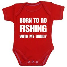Trs calm my dad is batman baby bodysuit babygrow 100 for Fishing shirt of the month
