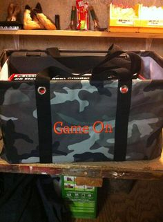 Thirty-One Large Utility Tote $35 http://www.facebook.com/TrishaAIde
