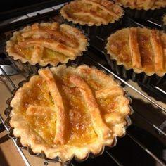 [Miam] Tartelettes à l'orange - Cuisine de mémé moniq @mememoniq
