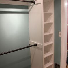 Traditional Closet Rooms Turned To Closet Design, Pictures, Remodel, Decor and Ideas - page 7