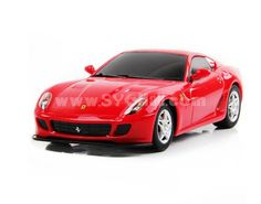 MJX RC Remote Chargeable Car Ferrari 599TB  Realistic remote car, light, drop windows. Full Function Radio Controlled Forward, Reverse, Stop, Left & Right