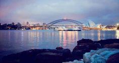 Beautiful Scene Of Sydney HD Wallpaper