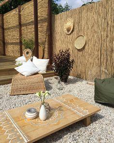 Decor, Outdoor Decor, Outdoor Restaurant Design, Outdoor Living Design, Home Decor, Backyard Plan, Ibiza Style Interior, Coffee Table, Pallet Furniture Outdoor