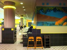 And when it originally opened it was a pretty big deal. | This Is How Beautiful And Weird The Food Court Of An Abandoned Mall Can Look