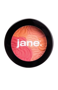 Jane Cosmetics' Multi-Colored Cheek Powder is a bouquet of beautiful shades in one blendable blushing powder to create a natural flush or a pop of color on the cheeks. Cheek Makeup, Blush Makeup, Love Makeup, Blush Beauty, Top Beauty, Mac Makeup, Drugstore Makeup, Jane Cosmetics, Mascara