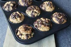 Chocolate Oat Recipe, Low Gi Foods, Healthy Snacks, Healthy Recipes, Muffin Cups, Low Fodmap, Low Carb, Sugar Free, Food To Make