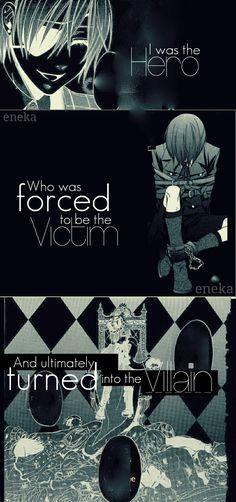 Anime: Black Butler/ kuroshitsuji Editor: eneka