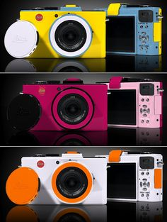{custom colour Leica} yum!