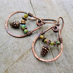 The oohhs and aahhs from our last post on wire wrapping (see our February blog post) are still being voiced. I am so in love with this jewelry making technique that I just can�t help but find beautiful jewelry pieces and artisans to talk about. Here is yet MORE Wire ...