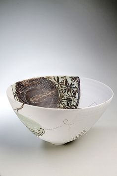 Shannon Garson, Feather Bowl, 2012 | Shannon Garson, Feather… | Flickr