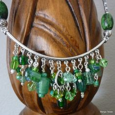 The Greens Necklace by MangoTease