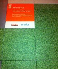 De digitale drukkerij Burocad uit Peer pakt uit met een innovatief product. Weldra wordt een toepassing voorgesteld om terrastegels te bedrukken. Op die manier wordt het mogelijk om het terras bijvoorbeeld met een grasgroen kleurtje aan te leggen. Om