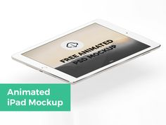 Animated Mockups | MockupWorld