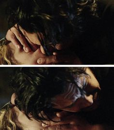 """Is this the """"kiss"""" we've been waiting 6 seasons for? Bellarke, The 100 Quotes, Bob Morley, Movie Couples, Clexa, Family Album, The Hundreds, We Meet Again, Theatres"""