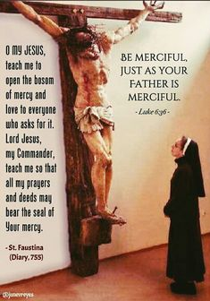"""""""O My Jesus, teach me to open the bosom of mercy and love to everyone who asks for it. Catholic Religion, Catholic Quotes, Catholic Prayers, Catholic Saints, Religious Quotes, Spiritual Warfare Prayers, Pictures Of Christ, God Is Amazing, Bride Of Christ"""