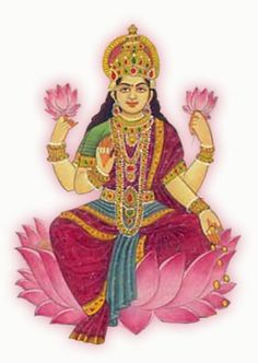 Devi (Lakshmi) Goddess of beauty