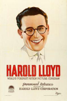 Harold Lloyd Stock Poster (1926)