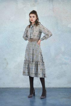 Luisa Beccaria Pre-Fall 2018 Fashion Show Collection