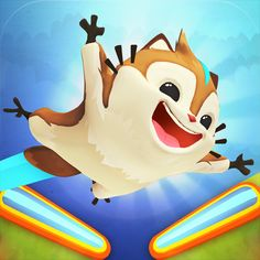 Momonga Pinball Adventures - coming soon to iOS and Android