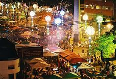 Divisoria, night markets