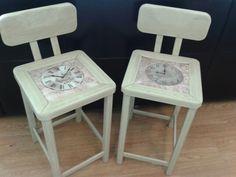 Clock chairs :)