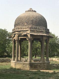 A beautiful 16th century Tomb - an archaeological site at Jhajjar, Haryana!