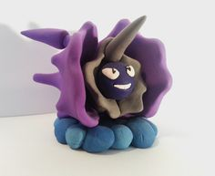 cloyster Pokemon Sculpture