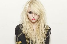 Taylor lead singer of The Pretty Reckless