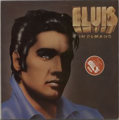 For Sale - Elvis Presley Elvis In Demand UK  vinyl LP album (LP record) - See this and 250,000 other rare & vintage vinyl records, singles, LPs & CDs at http://eil.com