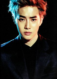 Suho - 160725 Exoplanet - The EXO'rDium in Seoul merchandise - Credit: MoncherDo. Kpop Exo, Suho Exo, Exo Kai, Kim Joon Myeon, Kim Jong Dae, Exo Official, Def Not, Kim Minseok, Xiuchen