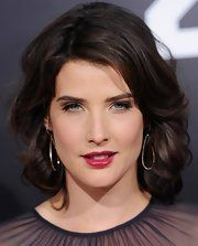 Cobie Smulders Medium Curls