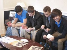 Holiday Mail for Heroes Program 2012 by WillistonNorthampton, via Flickr