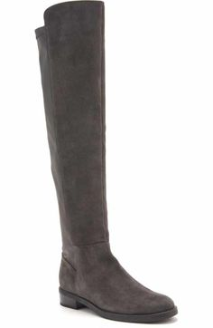 ebd8ef542584 Free shipping and returns on Calvin Klein Priscila Over the Knee Boot  (Women) at