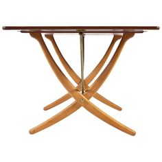 Hans J. Wegner AT-304 Dining Table, Andreas Tuck
