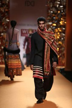 Manish Malhotra Autumn Winter 2013 at Wills Lifestyle India Fashion Week Delhi