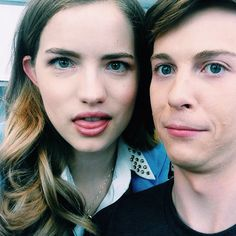 Willa Fitzgerald and John Karna