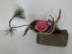 Michael Ewens Ikebana artist & teacher