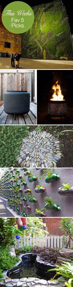 TGG Fav 5: Our Top Five Gardening Idea Picks This Week