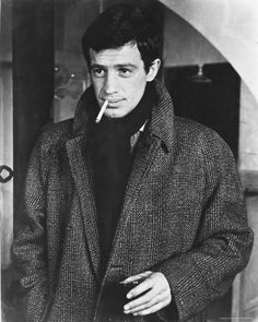 Jean-Paul Belmondo (born 9 April 1933) is a French film star and one of the actors most closely associated with the New Wave. His laconic, tough guy persona, expressive, unconventional looks, and considerable onscreen charm have made him an icon of French cinema.