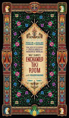 Image result for enchanted tiki room tiki gods