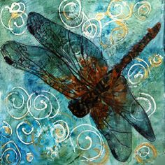 Dragonfly Art, Dragonfly Decor Watercolor Painting Fine Art Giclee Photographic Print at Artist Rising. Artist Rising is the premier destination for discovering original art, fine art and photography prints, and limited edition art by living artists. Dragonfly Painting, Dragonfly Wall Art, Watercolor Print, Watercolor Paintings, Dragonfly Images, Dancing Animals, Cool Art Projects, Painting Inspiration, Art Inspo