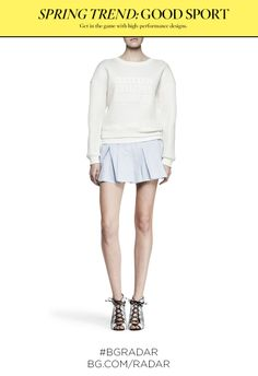 GOOD SPORT - click to see Alexander Wang and more.