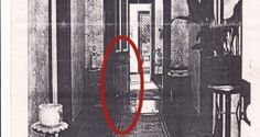 Real Ghost Pictures: The Victorian Girl and The Haunted House