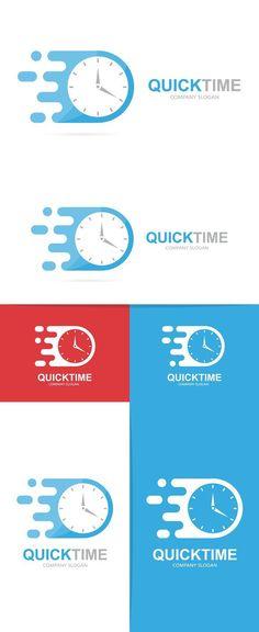 toy logo Fast clock logo co - toys Logo Branding, Branding Design, Logo Design, Logos, Fast Logo, Sound Logo, Toys Logo, Clock Tattoo Design, Company Slogans