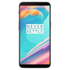 OnePlus 5T Smartphone Android 7.1 Snapdragon 835 Octa Core 6.01 Inch 4G GPS NFC #SmartphoneCheap #CheapAndroidSmartphones